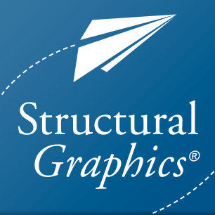structural graphics dimensional print marketing