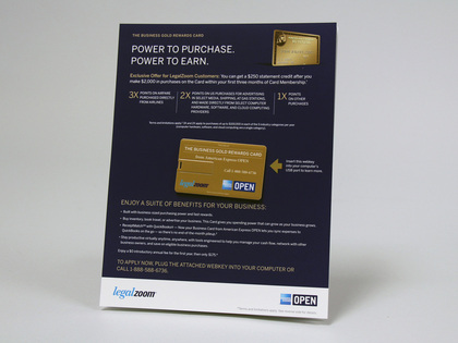 American Express LegalZoom Web Key Thumb Image