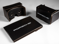Porsche VR Viewer Thumb Image