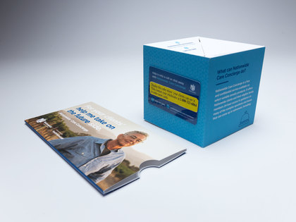 Nationwide Cube with Sleeve Thumb Image