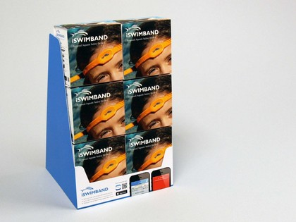 Aquatic Safety Concepts iSwimband Packaging and Display Thumb Image