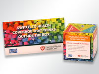 Harvard Pilgrim Healthcare Pop-Up Cube Thumb Image