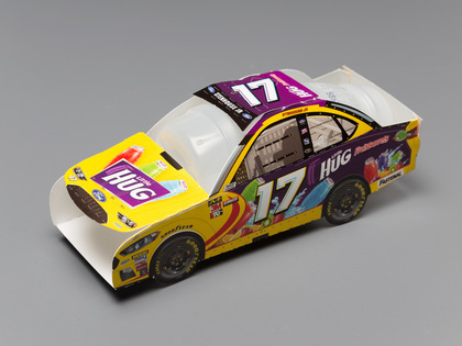 Little HUG Dimensional Racecar Thumb Image