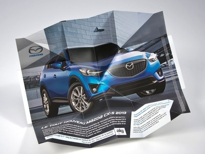 Mazda Introduces New Vehicle with Exploding Page Thumb Image