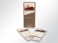 Range Rover Direct Mail Promotion Thumb Image