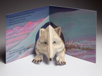 The Adventures of Apun the Arctic Fox Pop Up Book Thumb Image
