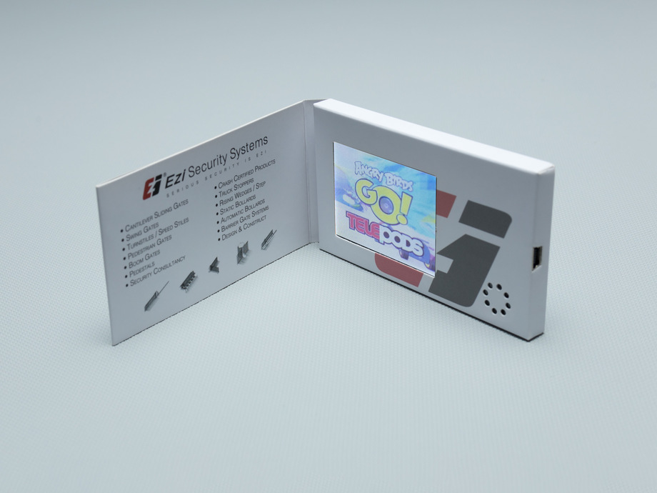 Video business cards video business cards 1 6 reheart Choice Image