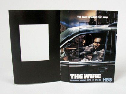 The Wire Series Launch Magazine Insert Thumb Image