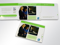 American Express Gas Card Mailer Thumb Image