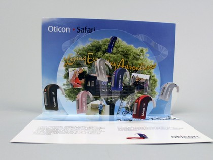 Oticon Sound Staged Pop Up Mailer Thumb Image