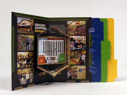 Food Lion Grocery Store Sound Chip Pop-Up Mailer Thumb Image