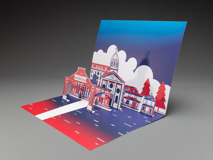 University of Dayton Staged Pop Up Mailer Thumb Image