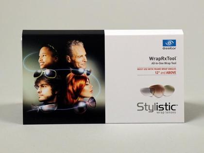 Essilor Packaging for Wrap-Rx Product Thumb Image