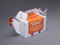 Popeyes Emotional Support [Fried] Chicken Box Thumb Image