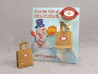 Boston Market Gift Card Holder and Display Thumb Image