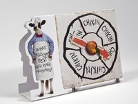 Chick-fil-A Alarm Clock Display Thumb Image