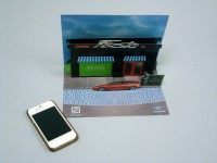 Ford Fiesta Staged QR Code Mailer Thumb Image