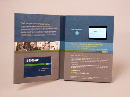 Fidelity Investments Video Mailer Thumb Image