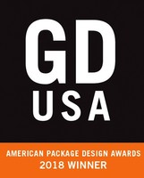 Structural Graphics Wins 2 GDUSA 2018 American Package Design Awards! Image