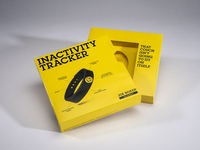 Joe Boxer Inactivity Tracker Packaging Thumb Image