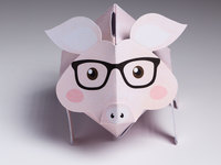 The Piggy Pop Up Mailer Thumb Image