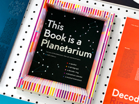 "Kelli Anderson ""This Book is a Planetarium"" Pop-Up Book Thumb Image"