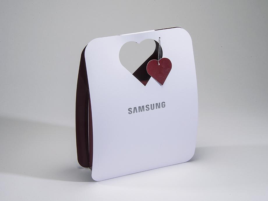 Samsung Valentine S Day Gift Box Package