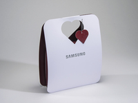 Samsung Valentine's Day Gift Box Package Image