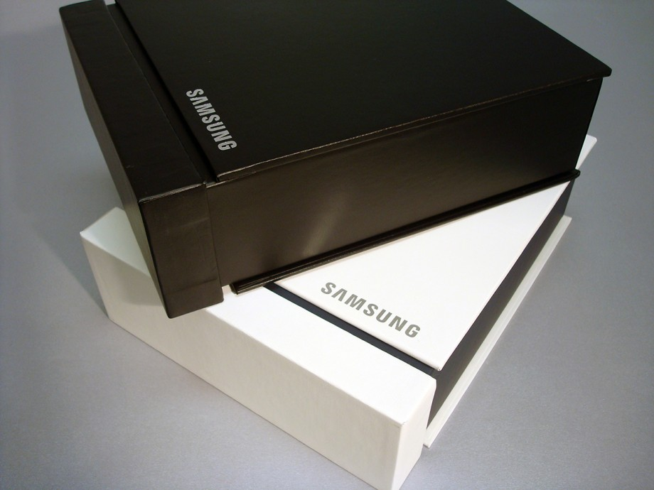 Samsung Packaging And Launch Kits Structural Graphics