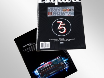 Esquire E-Ink Magazine Cover Thumb Image