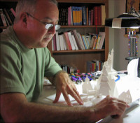 Paper Engineer Bruce Foster