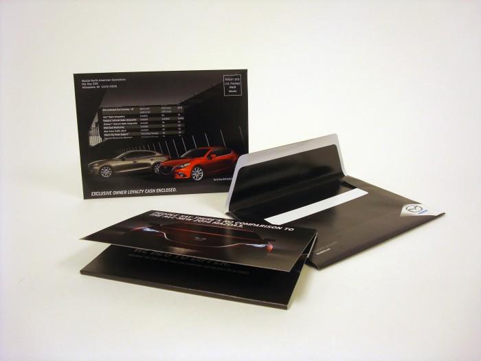 Mazda mailer 2