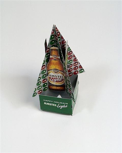 Amstel light Christmas Tree