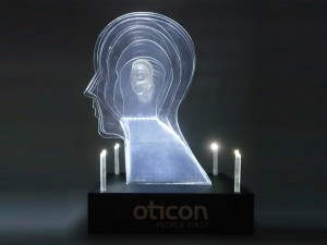 Oticon Glow Head