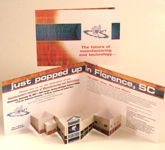Fisher Communications, Pop Up Building