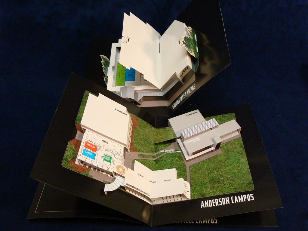 Pop Up Campus Layout
