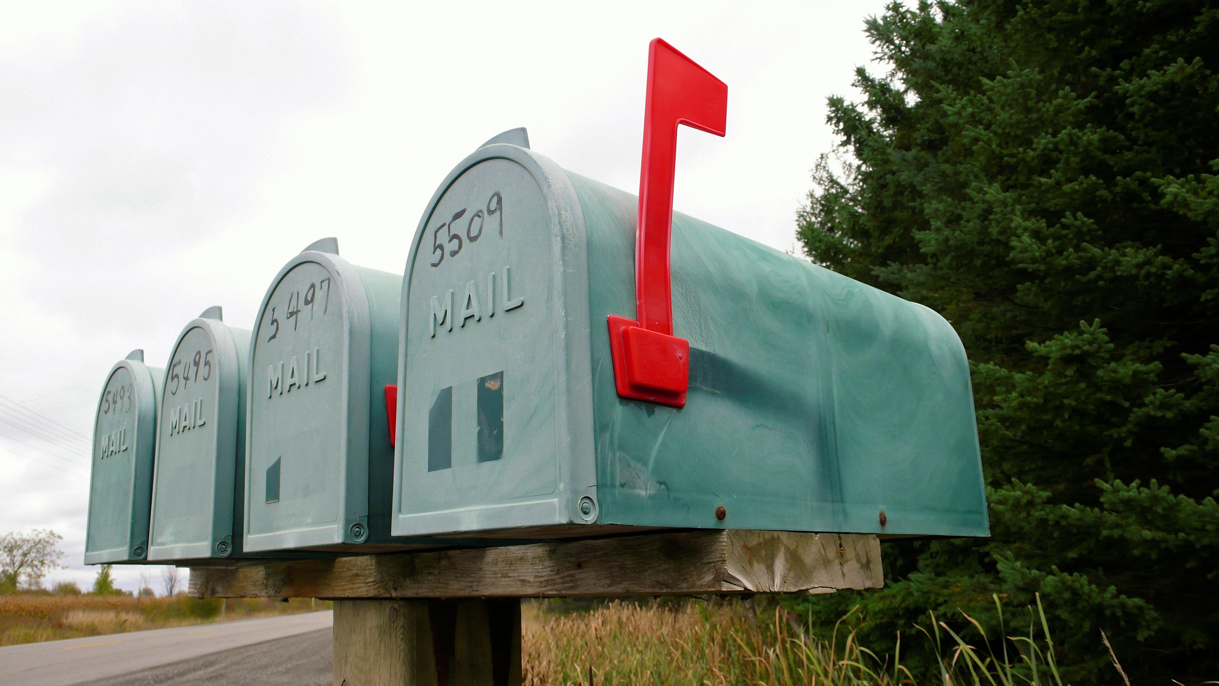 Mailbox copy